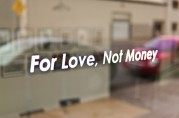for love, not money
