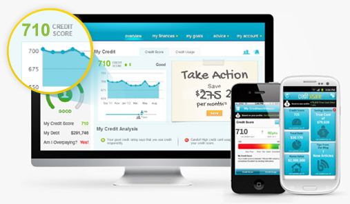 FREE Credit Score + Monitoring...