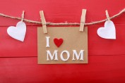 Mother's Day I Love Mom