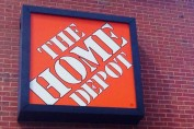 The Home Depot (sign)
