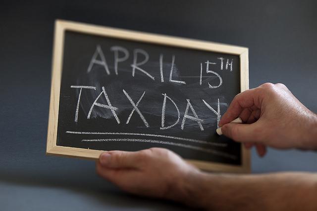 april 15th tax day