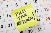 File Tax Return! Reminder Sticky