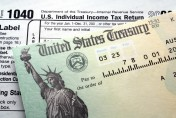 fraudulent tax refund check