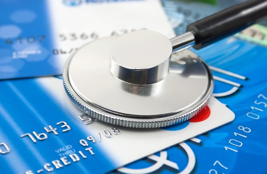 credit card health