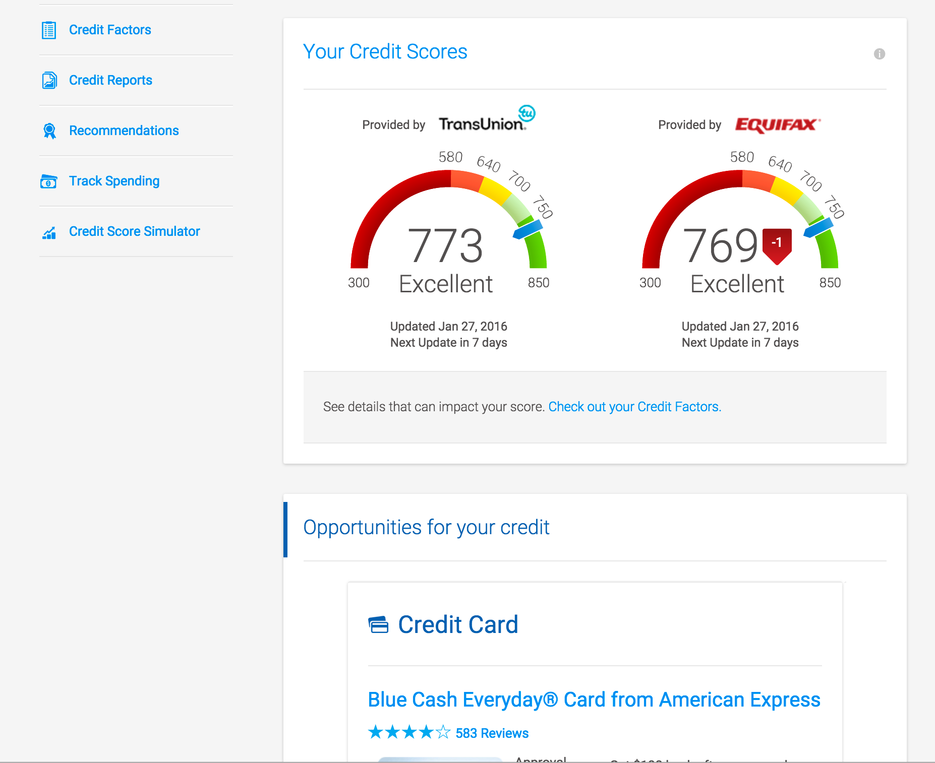 free credit report customer service number