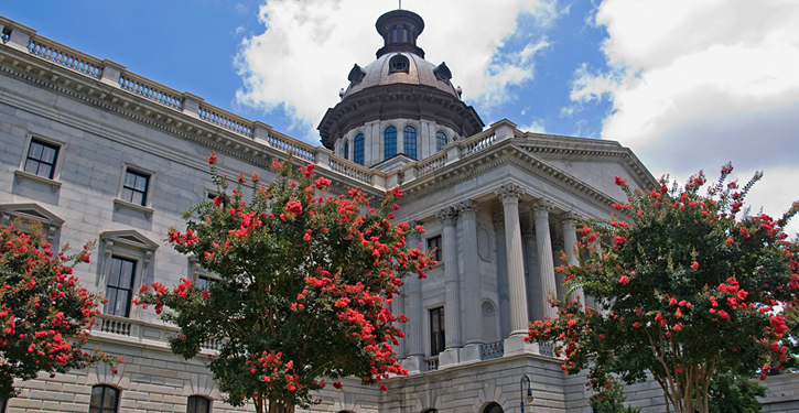 State Capitol Columbia, SC | http://bit.ly/2bWj2UC