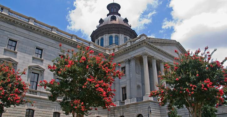 State Capitol Columbia, SC | http://bit.ly/2bWj2UC