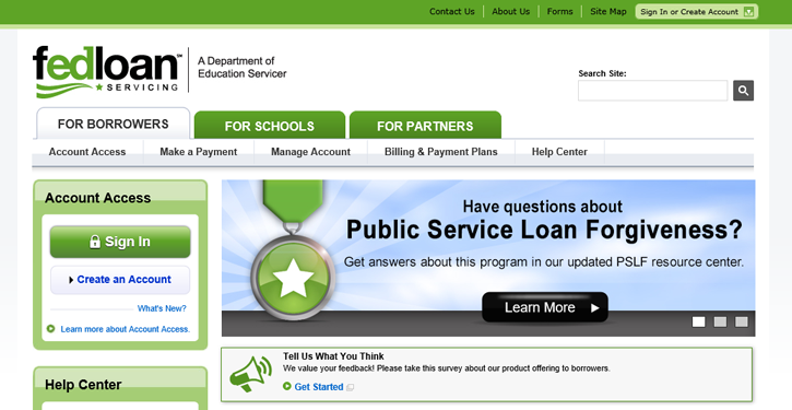 FedLoan Servicing: Working with Your Student Loan Servicer - Credit ...