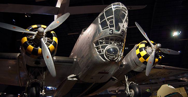 National Museum of the USAF, Dayton, OH | http://bit.ly/2bWmOQE