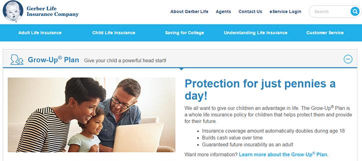 Gerber Life Insurance Company Rating - Information