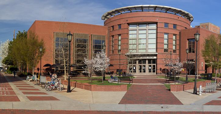 University of Richmond, Richmond, VA | http://bit.ly/2bF6xjB