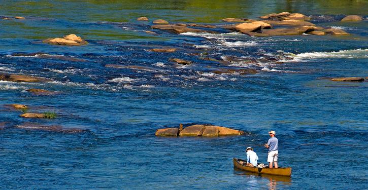 The James River, Richmond, VA | http://bit.ly/2dEO7i5
