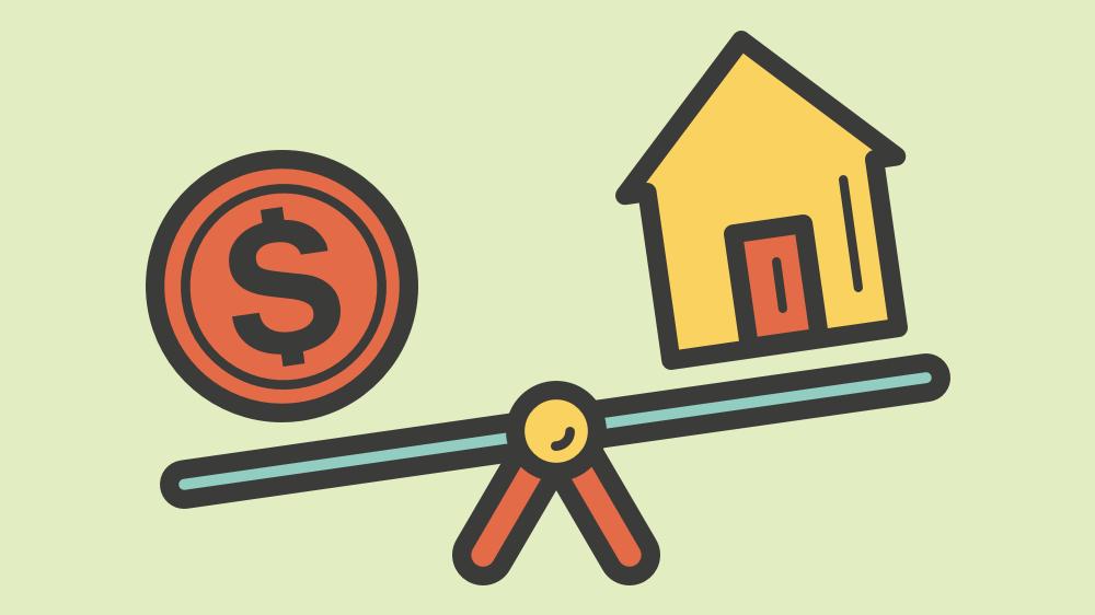 Renter-wage-gap