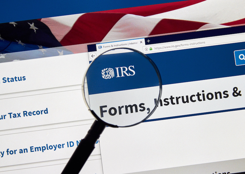 Check the Status of your Stimulus Payment through the IRS Portal hero banner